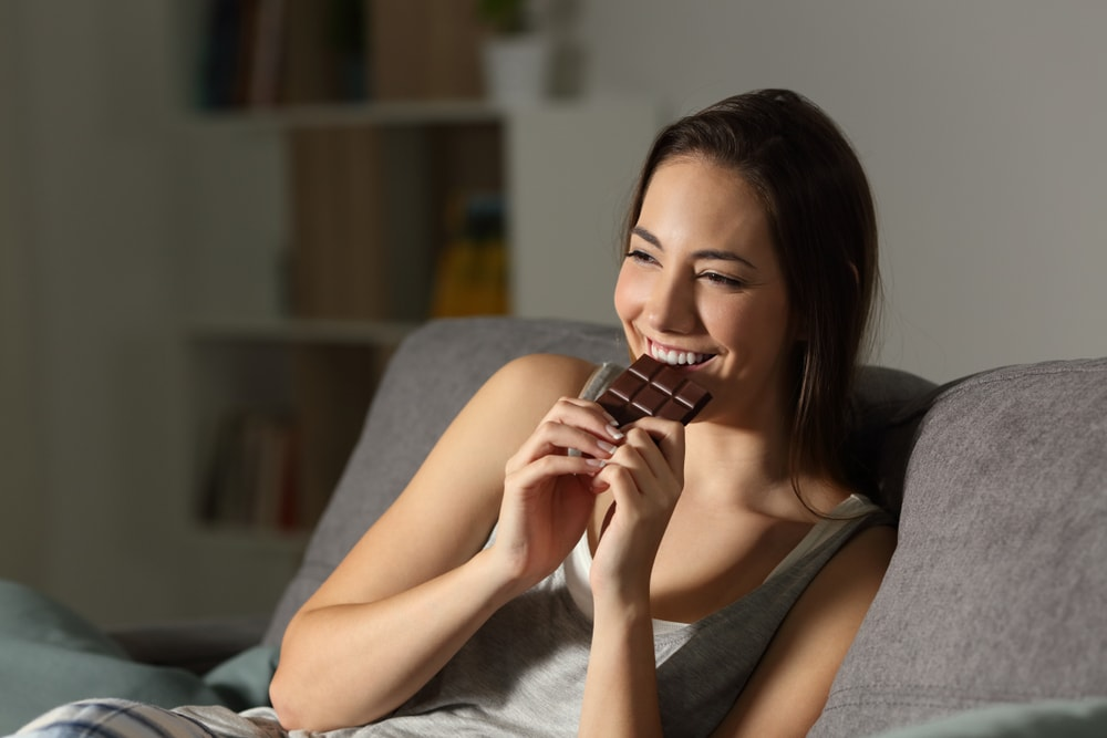 How does chocolate affect our well-being?