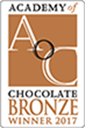 Academy of Chocolate Bronze Winner 2017