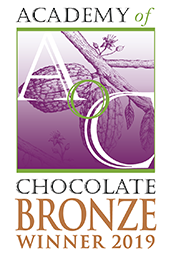 Academy of Chocolate Bronze Winner 2019
