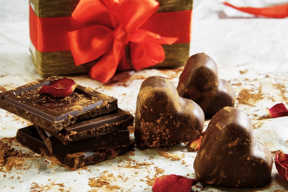 Classic chocolate boxes are a thing of the past! Meet the unique chocolate gifts